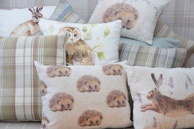 Country Interiors Cushions