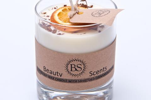 Country Interiors soy wax candles