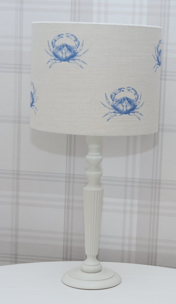Country Interiors bespoke lampshades